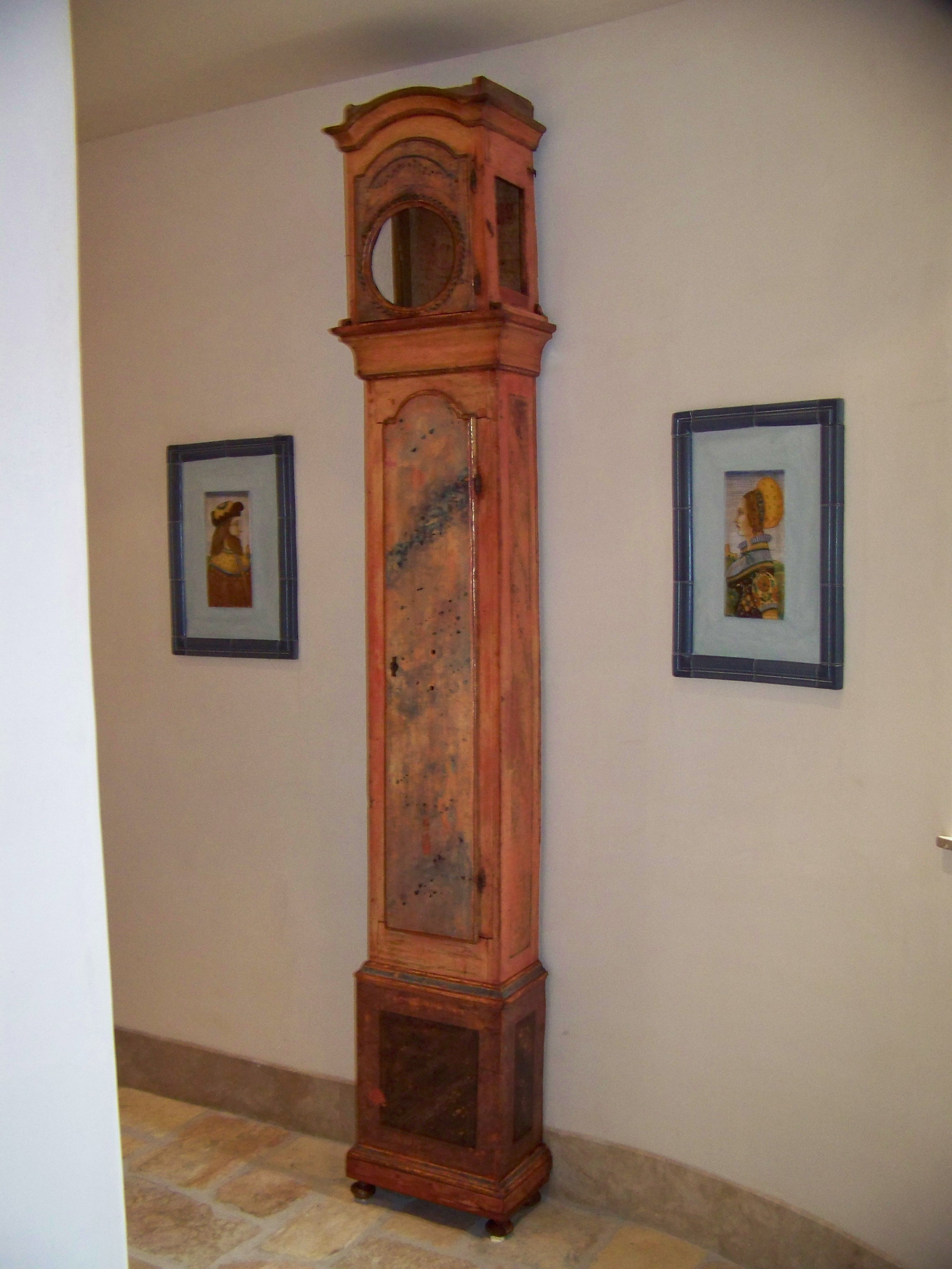Restored 18th Century Clock