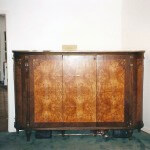 Refinished 19th Century Cabinet