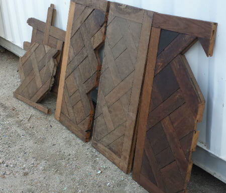 Renaissance Period Oak Parquet Flooring