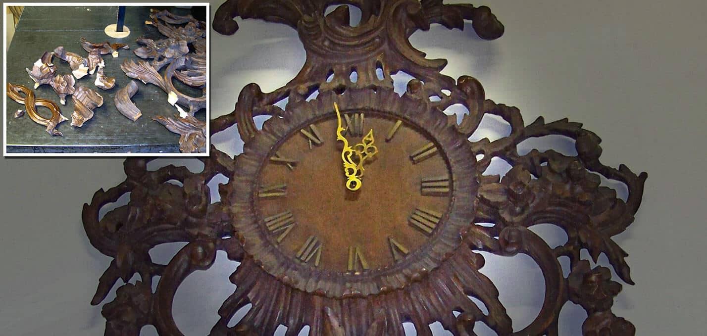 Camelot Theatre Clock