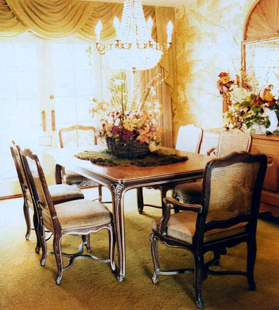 Coachella Valley furniture refinishing