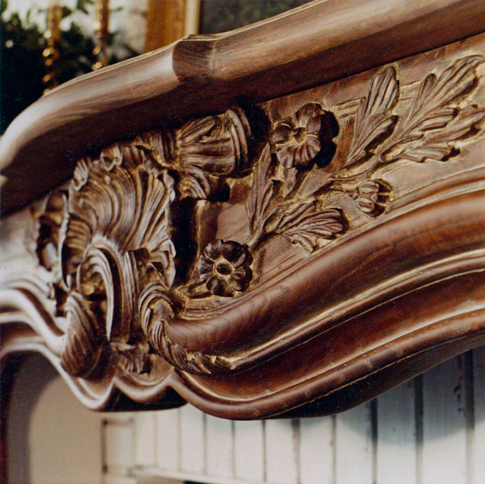 Newport Beach custom woodwork