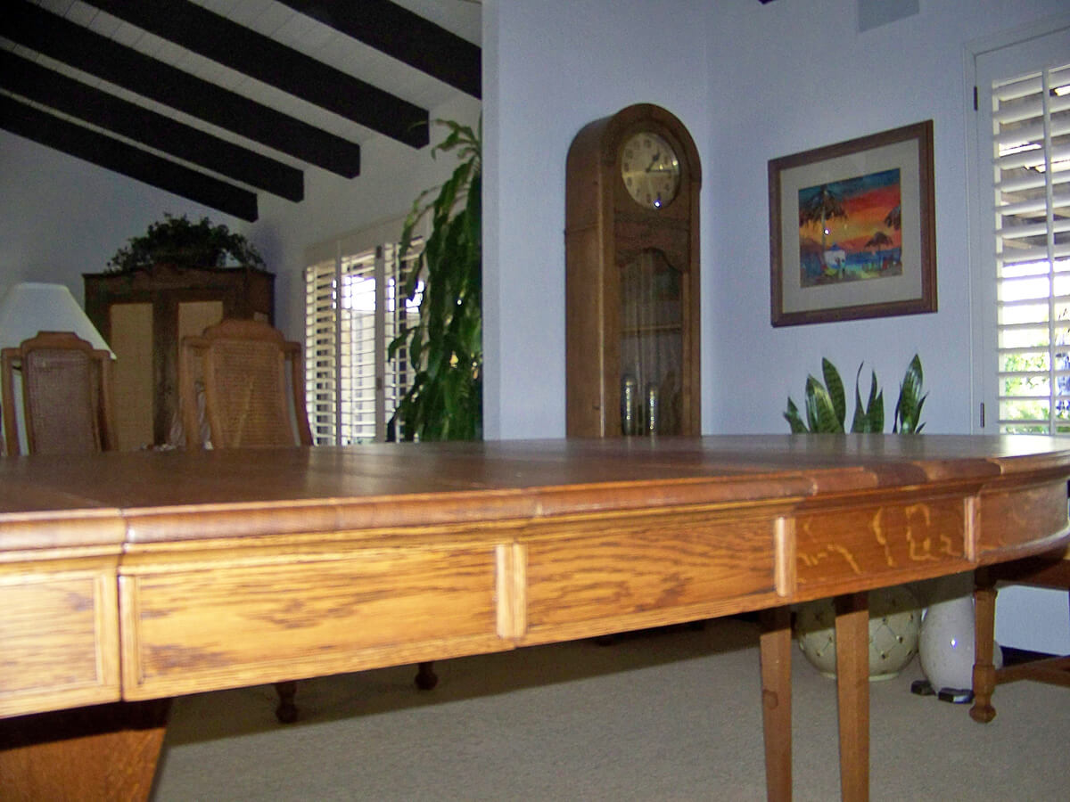 Custom Furniture Palm Desert