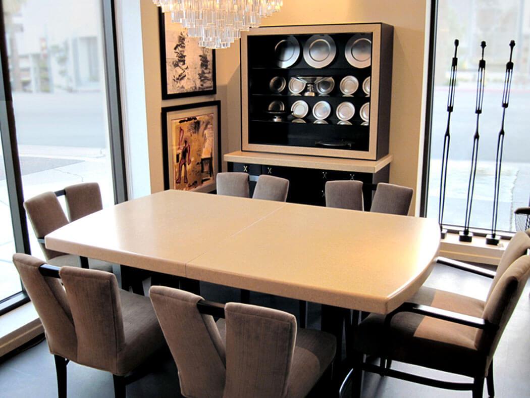 Frankl Dining Set Restoration