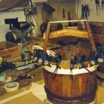 Oak Wood Bucket Repair.