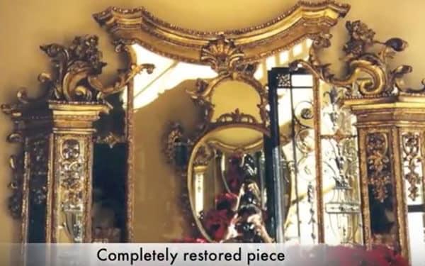 Palm Springs Antique Restoration
