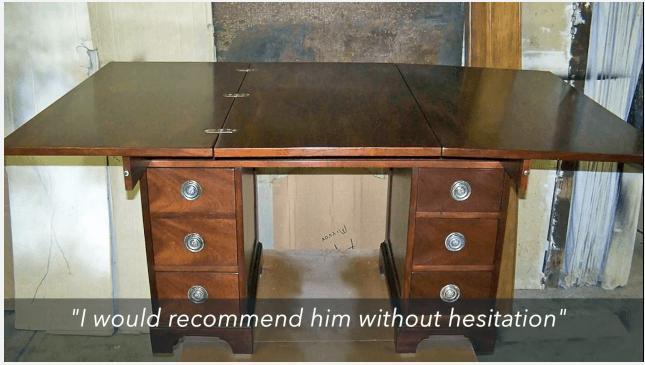 Museum Quality Restoration Services customer reviews