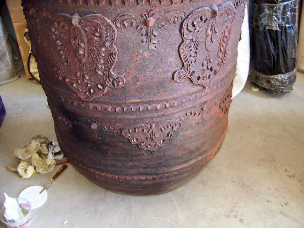 Terracotta Pot Repair